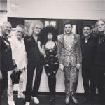 Lady Gaga Queen Adam Lambert (7)