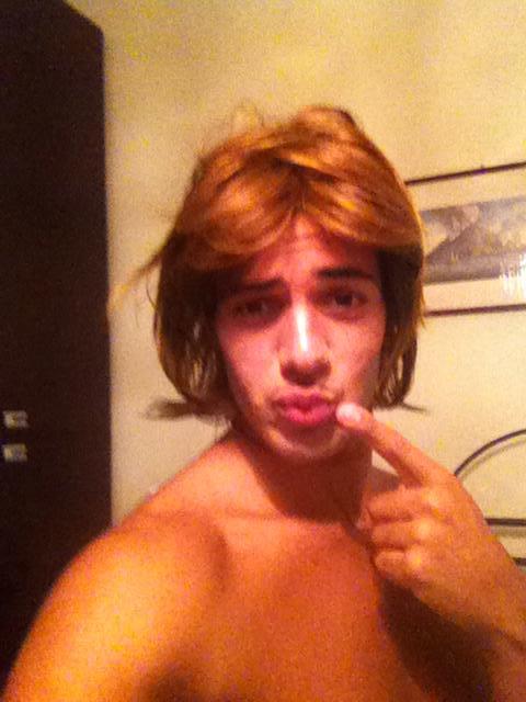 aldo palmeri gay parrucca drag queen uomini e donne