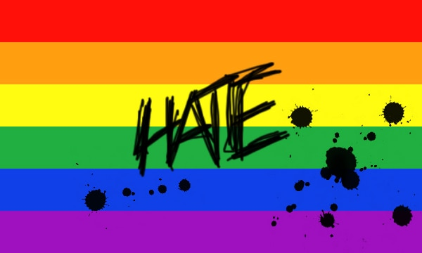 gay bandiera gay il giornale