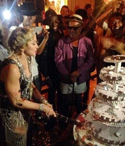 Madonna Festeggia Il Compleanno In Costa Azzurra Tutte Le Foto