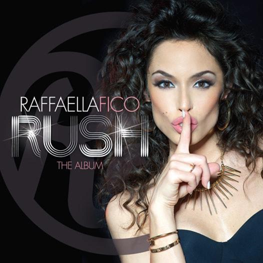 Raffaella Fico Rush Album