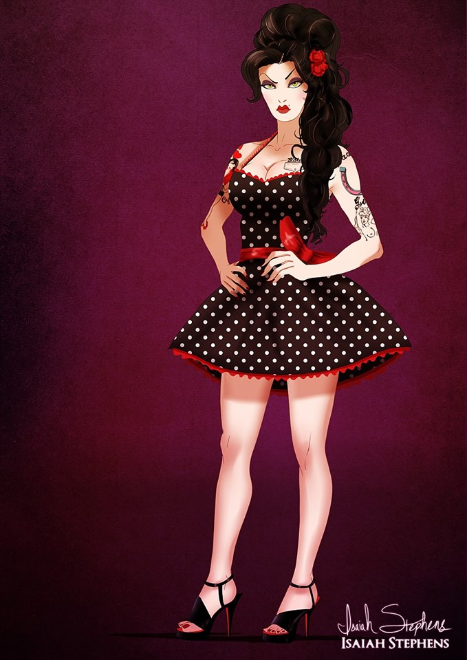 amy the evil queen