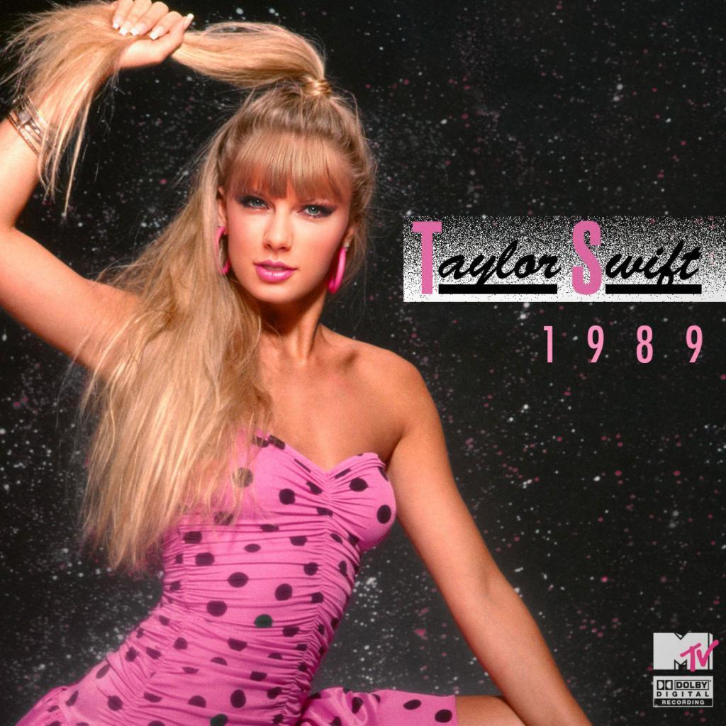 1989 Di Taylor Swift Come Sarebbe Stata La Cover Se