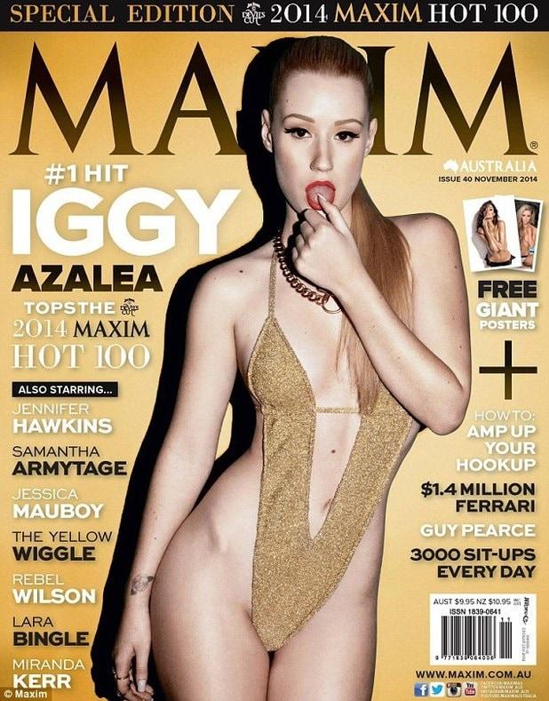 showbiz-iggy-azalea-maxim-australia-cover