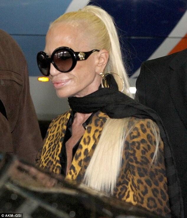 Donatella Versace viso rifatta 2014 (3)