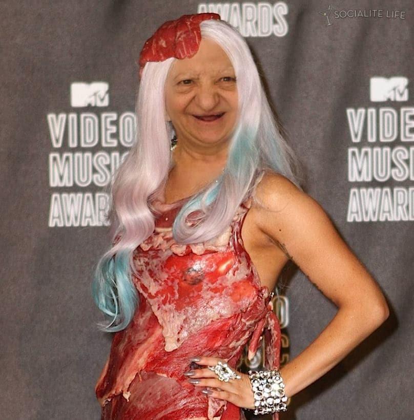 Gaga Sarah Kennedy Maria Pia recchia numero video facebook