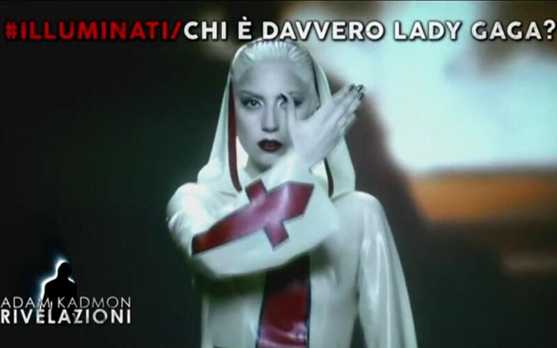 Lady Gaga vampire vampira illuminati