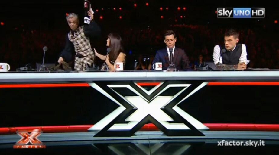 Morgan lascia X Factor abbandona addio