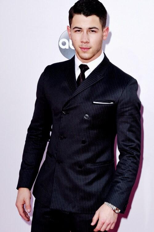 Nick Jonas AMA Awards
