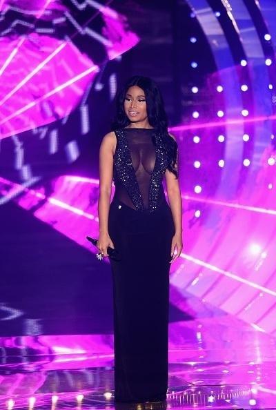 Nicki Minaj EMA 2014 (1)