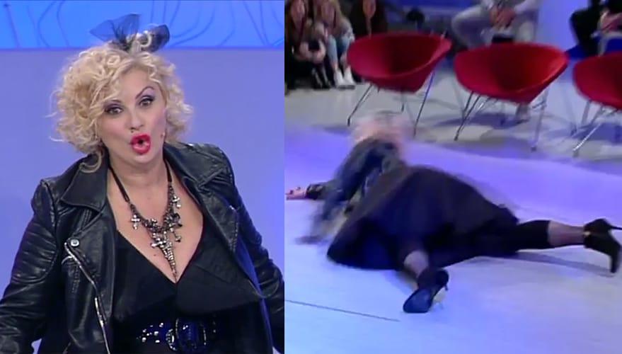 Tina Cebolla Cipollari spagnola Madonna israele