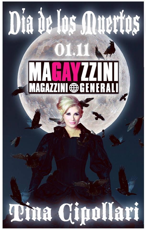 tina cipollari magayzzini generali gay milano