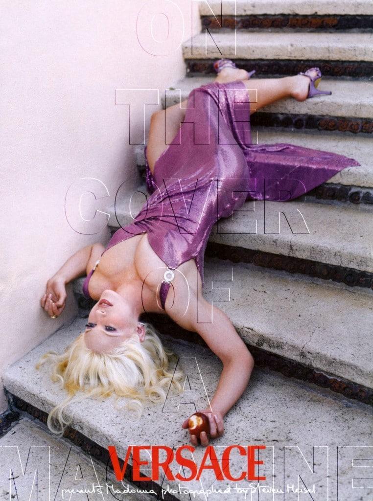1995 Steven Meisel Versace  Campaign 4 copy