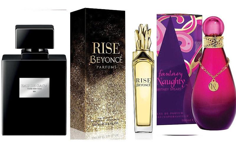 Britney Beyonce perfume