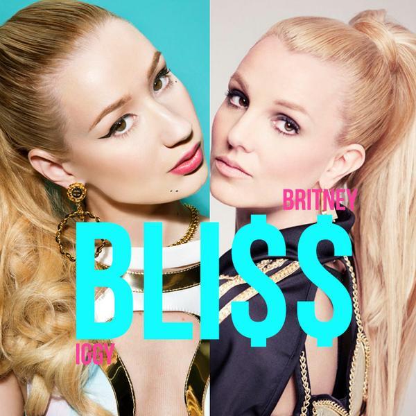 Iggy Azalea, Britney Spears, Bliss