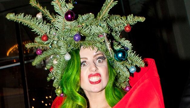 Lady Gaga Natale (1)