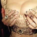Madonna Ellen Von Unwerth (4)