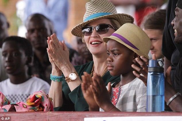 Madonna Malawi Mercy