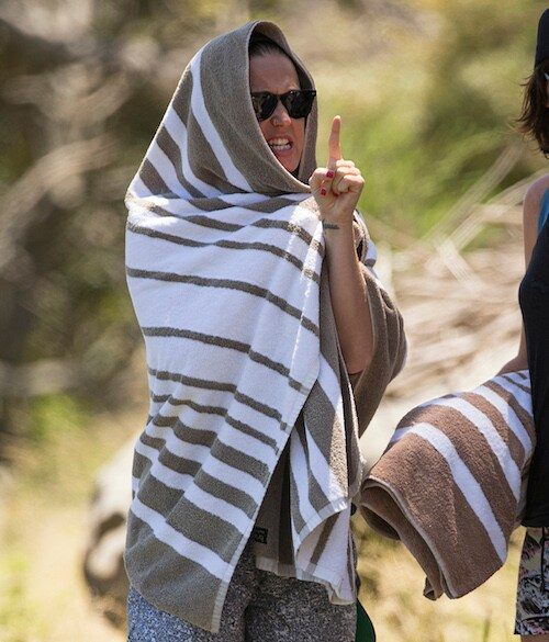 Katy Perry spotted in Sydney, Australia