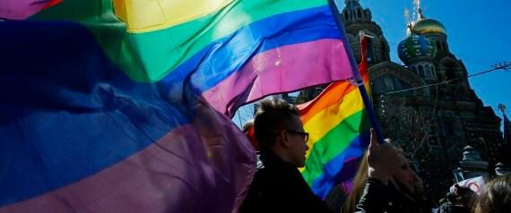 Russia Anti Gay Law