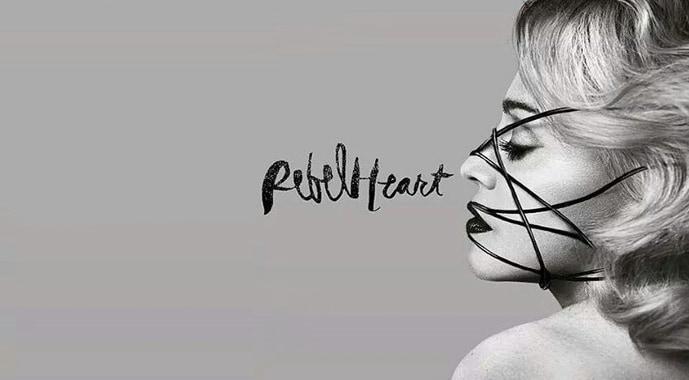 rebel heart madonna finish