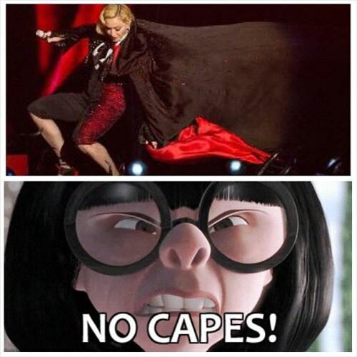 Madonna caduta meme (3)