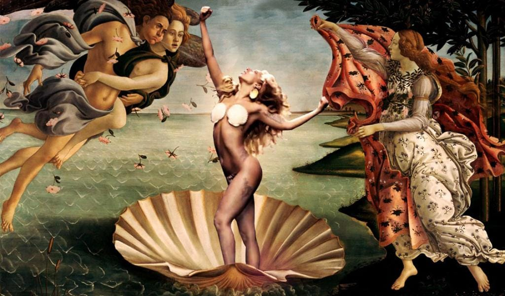 botticelli-birth-of-venus-lady-gaga-artpop1