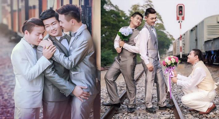 Siti di incontri gay in Thailandia