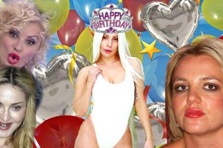 lady gaga compleanno 29 anni