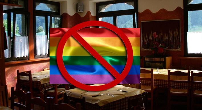 ristorante gay