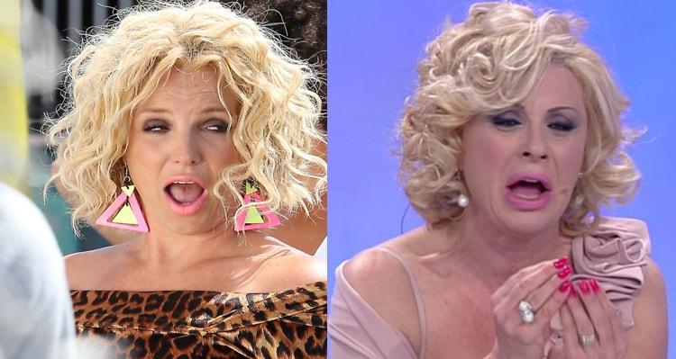 Britney Spears on set for Pretty Girls music video  Pt 2