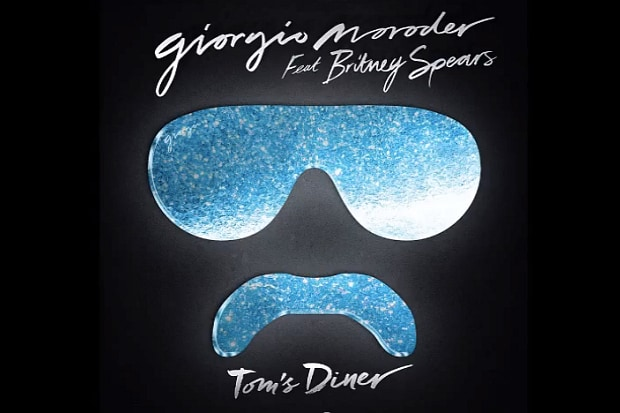 Giorgio-Moroder-Britney-Spears-Toms-Diner-De-Ja-Vu