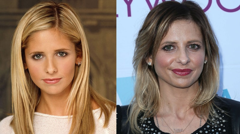 Sarah-Michelle-Gellar--2014-Hollywood-Bowl-Opening-Night-and-Hall-of-Fame-Inductions--05