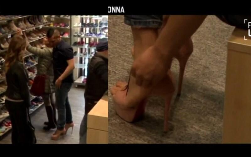 tacchi drag queen piedi gay