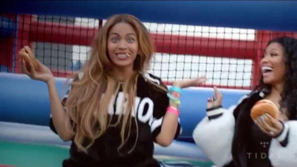 Beyoncé Nicki Minaj Feeling MySelf (8)