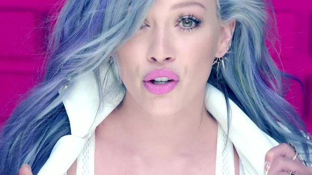 Hilary Duff Sparks Video