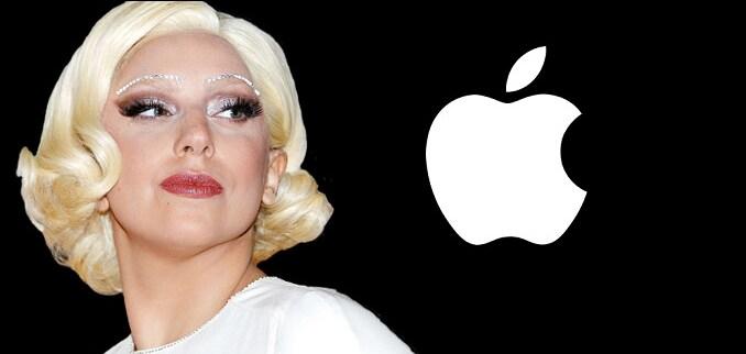 Lady Gaga Apple Music