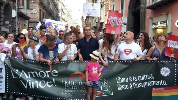mediterranean pride
