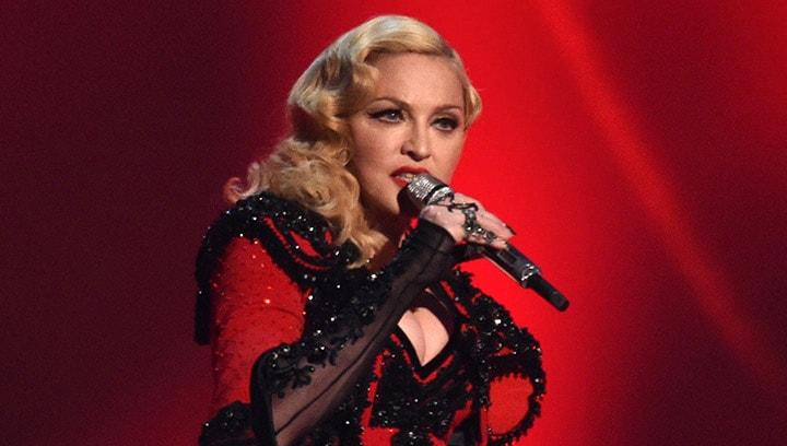 Madonna-Russia