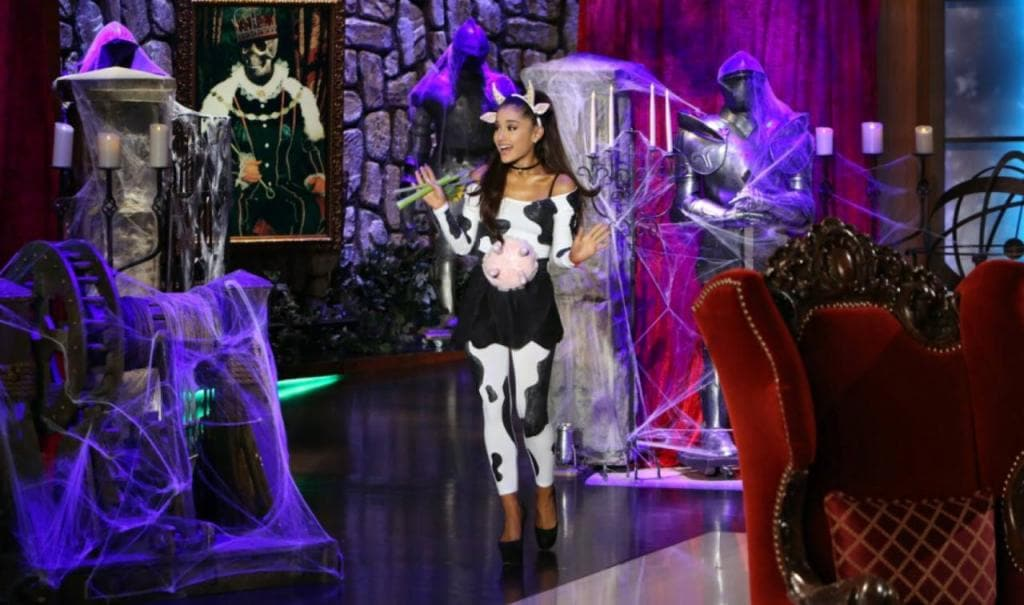 Ariana Grande Halloween