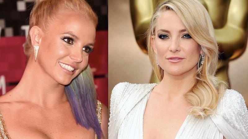 Britney Spears Kate Hudson