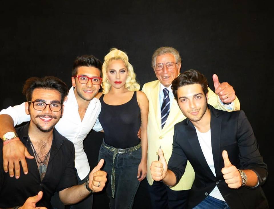 Lady Gaga Il Volo