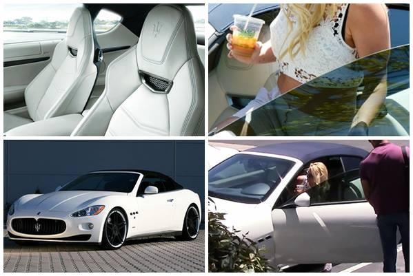 Maserati Britney Spears
