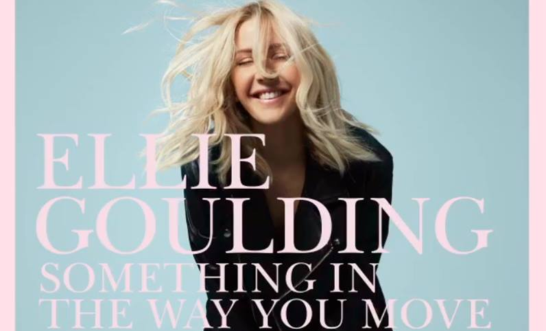Something In the Way You Move Ellie Goulding