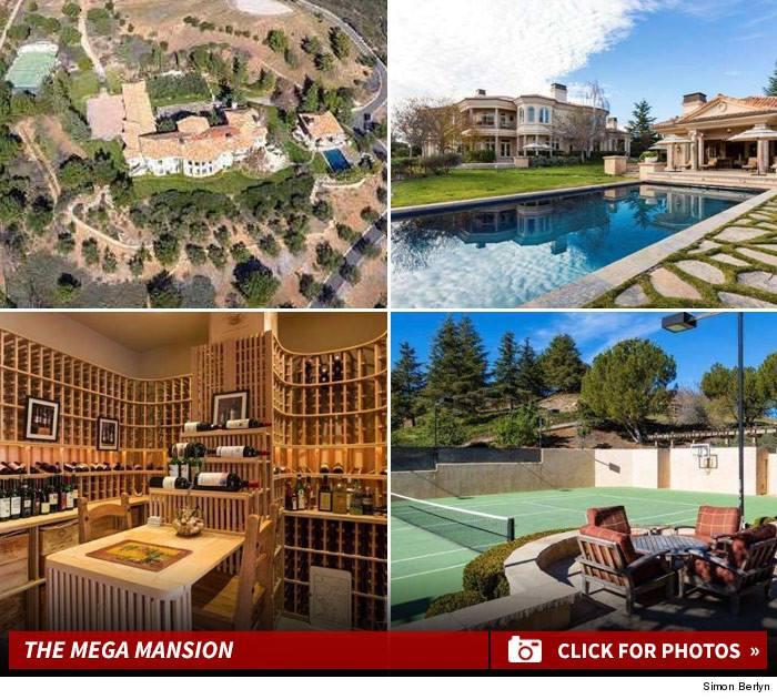 Villa Britney Spears