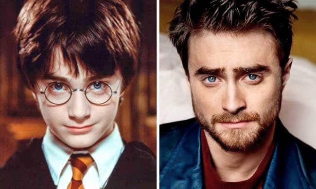 Harry Potter cast prima e dopo (4)