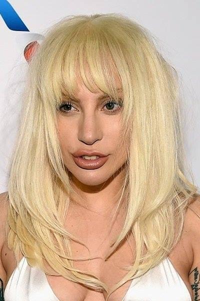 Lady Gaga labbra rifatte 2