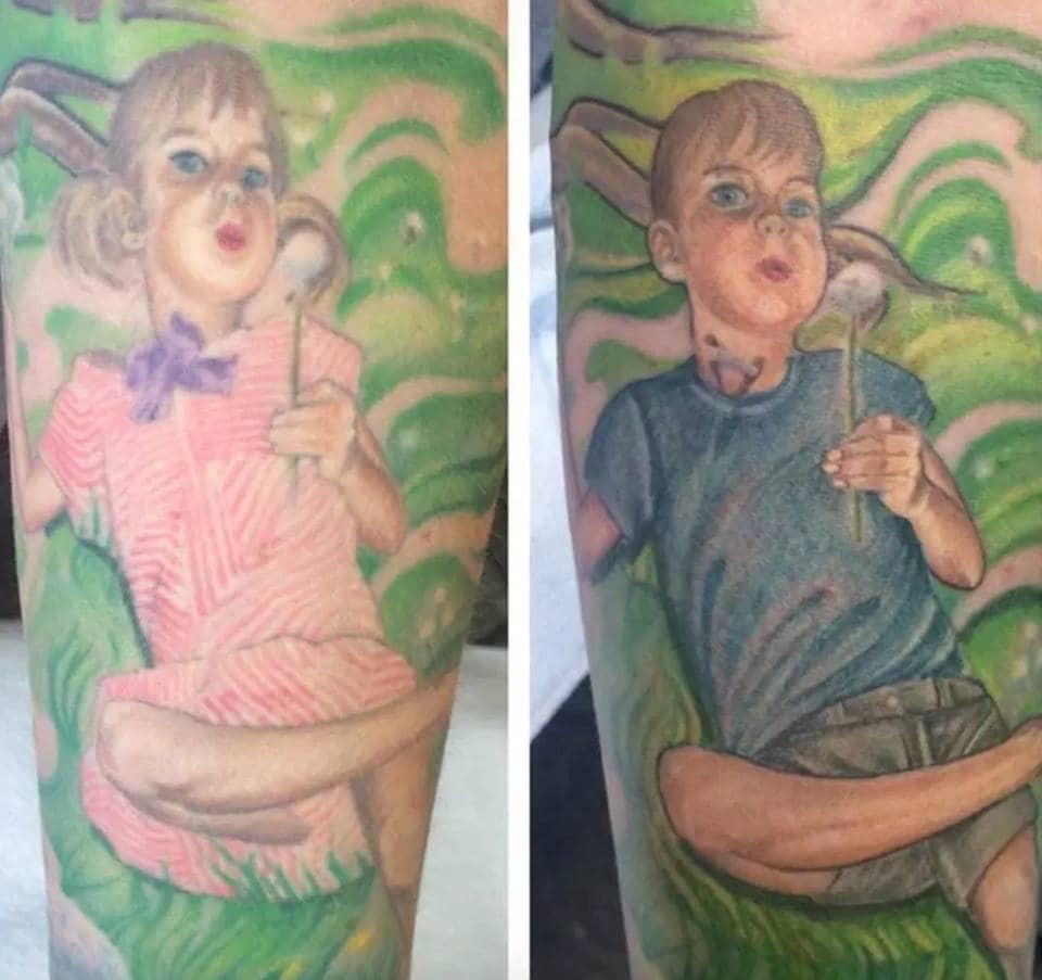 tattoo trans