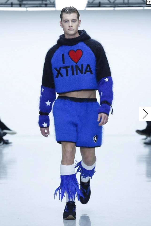 Christina Aguilera Bobby Abley