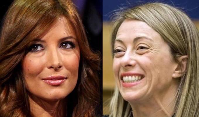 Selvaggia Lucarelli Giorgia Meloni